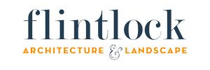 Flintlock Architecture & Landscape Logo