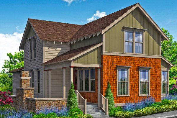 Mission Heights - Lot 22 Boxley Home