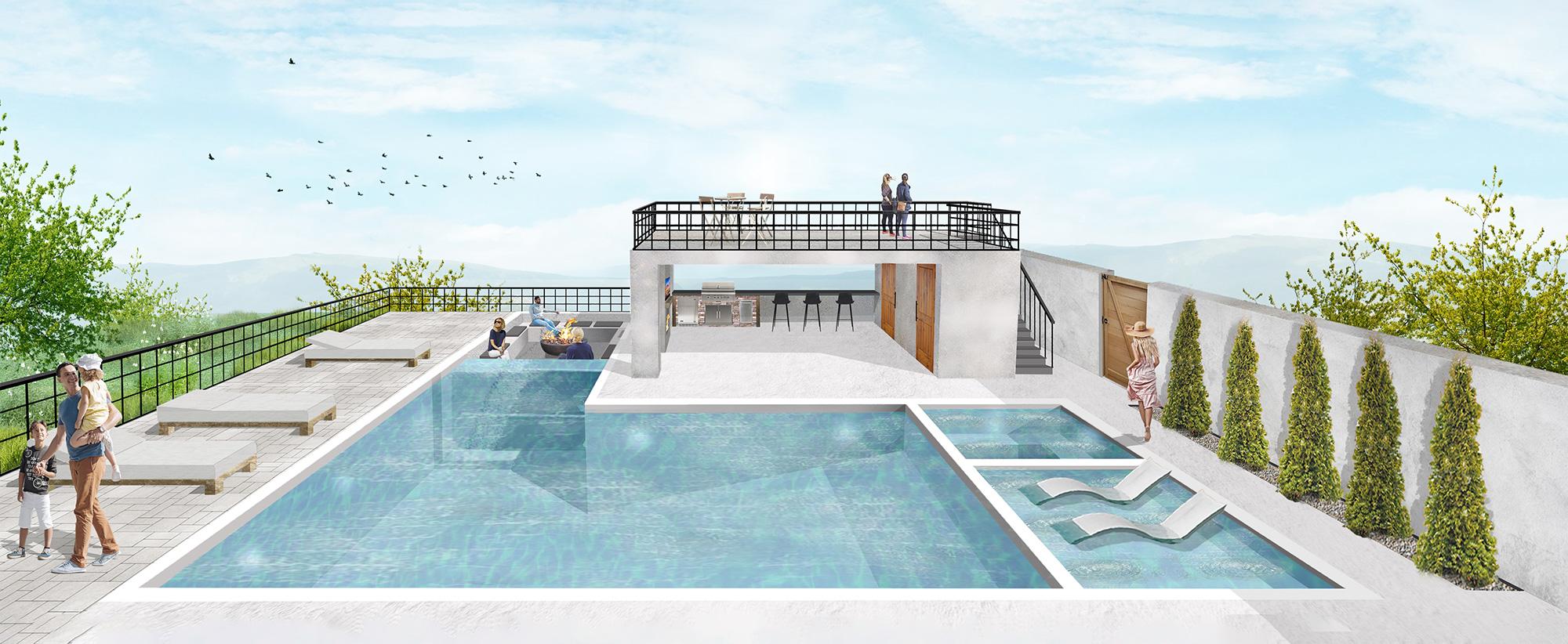 Mission Heights Pool